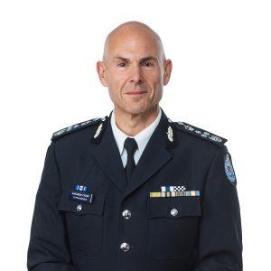 Andrew Crisp Emergency Management Commissioner